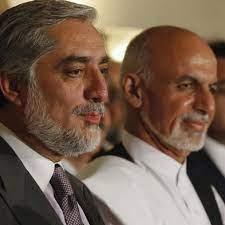 أفغانستان: الرئيس الأفغاني أشرف غني وخصمه عبد الله عبد الله يوقعان اتفاقا  لتقاسم السلطة