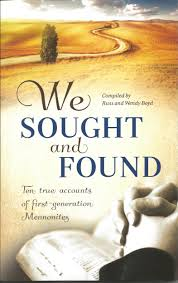 WE SOUGHT AND FOUND Russ and Wendy Boyd - $7.29 : The Bookstore at DLM