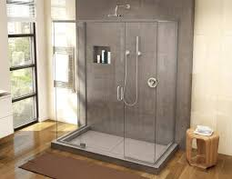 tile redi shower pan tile shower pans are sloped waterproof and ready for tile straight from