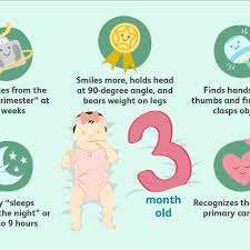 Your 3 Month Old Baby Development Milestones