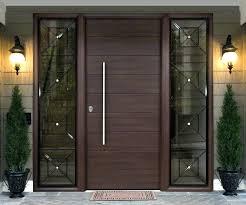 indian modern door designs. Front Door Modern Design Open Pivoting Wooden Doors Indian Designs O