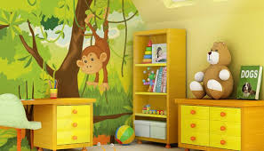 paint by number wall murals for kids rooms