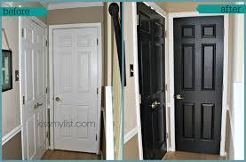 interior door painting ideas. Exquisite Paint Interior Front Door Black Paint, Dark Painted Doors Painting Ideas I