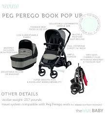 car seat peg perego skate car seat adapter best of bob modification stroller right black