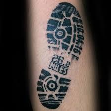 татуировки для бегунов топ 50 вариантов Livelongpro