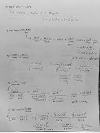 precalculus worksheets