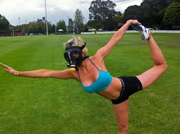 reprise have any of you given nick s to the other runners you one of the dudes wears the elevation training mask