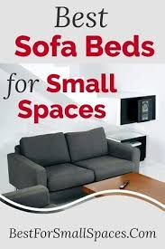 best sofa beds for small spaces space