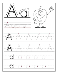 L Ink Medium To Large Size Of Free Printable Alphabet Writing ...