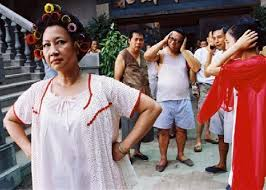 Public Shanghai Chinahush Wear To Pajamas Government Requests Residents Not In