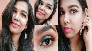 simple diwali makeup look 2018 தம ழ pea shades and c lips tamil makeup tutorial beauty beauty