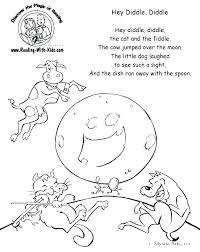 nursery rhyme coloring pages hickory dock coloring page nursery rhyme coloring pages free nursery rhymes printable