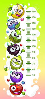 Kids Height Chart Kids Height Chart Template