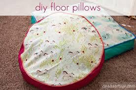 floor cushions diy. Http://www.carissamiss.com/diy-floor-pillows/ Floor Cushions Diy O