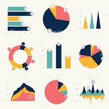 Chart Poster Design Flat Charts Graphs Vector Design Vector Id471582858 1024
