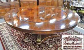 round table with leaves lock hardware round table