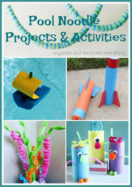 sounds like the perfect summer craft item to me i have gathered some of my favorite pool noodle projects and activities to share with you