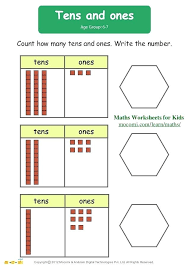 Hundreds Tens Ones Worksheet 2 Math Place Value Resources And ...