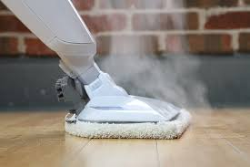 can i put vinegar in my steam mop