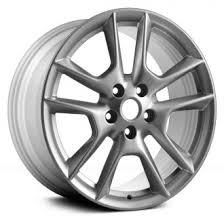 Nissan Maxima Bolt Pattern Interesting 48 Nissan Maxima Replacement Factory Wheels Rims CARiD