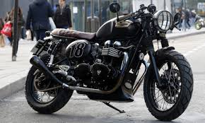 return of the cafe racers the an tamarit thruxton 900