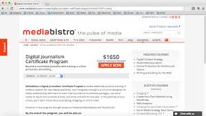 online writing courses every writer should know about mediabistro s digital journalism certificate program offers a lot of practical training in creating content for new media platforms