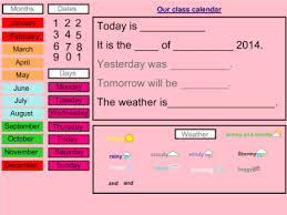 Smart Exchange Usa Daily Calendar And Weather Chart