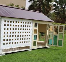 dog house with ac
