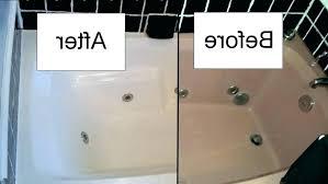 rustoleum tile paint bathroom tile paint tub and tile paint instructions how to refinish a bathtub