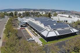 zero net energy center