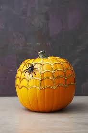 Small Pumpkin Designs 60 Best No Carve Pumpkin Decorating Ideas For Halloween 2019