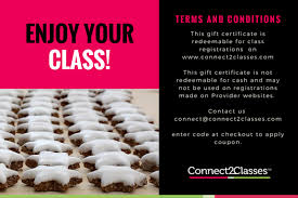 Holiday Gift Certificates Gift Certificate