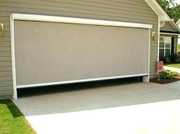 double garage door screen lifestyle garage door screens screen door for garage garage door screens lifestyle