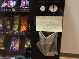 Vending Machine Valentine Box Stunning 488 Random Acts Of Kindness In 488 Days For My Big 4848 Flowering Minds