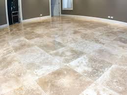 noce filled honed floor tiles