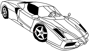 Small Picture FERRARI coloring pages 1
