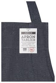 Now Designs Retailer Denim Junior Apron