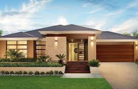 single story modern home design. Single Story Modern Home Design Simple Contemporary House Plans Black Hairstyle Haircuts Pinterest