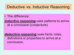 Inductive Vs Deductive Reasoning Worksheet Worksheets for all ...