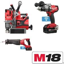 milwaukee power tools logo. milwaukee m18 \u0026 fuel cordless power tools logo v