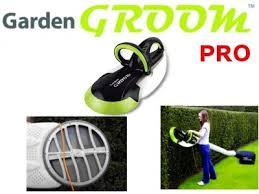 the garden groom pro hedge trimmer garden groom pro hedge trimmer cutter free volume bag view 2