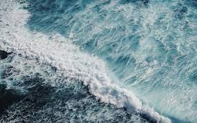 Ocean Waves Wallpapers on WallpaperDog