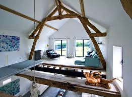 barn interior design. Via Barn Interior Design