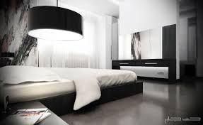 modern black and white furniture. Modern Black And White Bedroom Option 2 - Inspirations Furniture