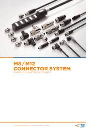 M12 Connector Coding Chart M8 M12 Connector System Manualzz Com
