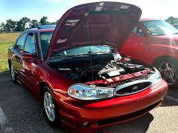1998 Ford Contour SVT 1/4 mile trap speeds 0-60 - DragTimes.com