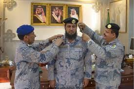 """قائد حرس الحدود بتبوك يقلد """"البلوي"""" رتبة لواء"""