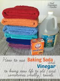 how to clean towels