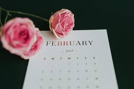 list of stock image sites february with pink flowers