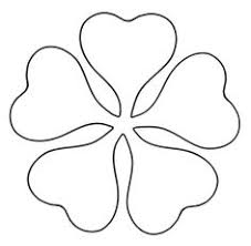 Pattern For Paper Flower 301 Best Paper Flower Templates Images In 2019 Flower
